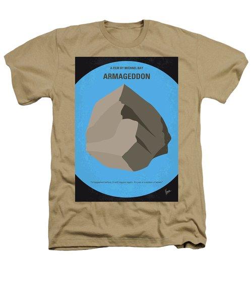 No695 My Armageddon Minimal Movie Poster Heathers T-Shirt by Chungkong Art