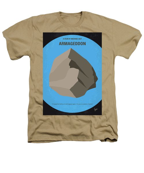No695 My Armageddon Minimal Movie Poster Heathers T-Shirt