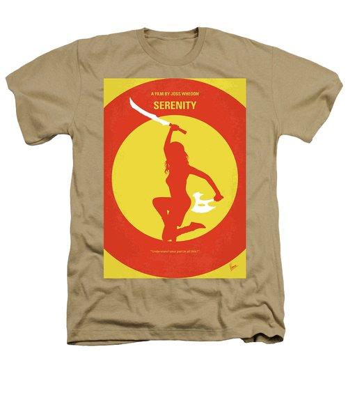 No722 My Serenity Minimal Movie Poster Heathers T-Shirt