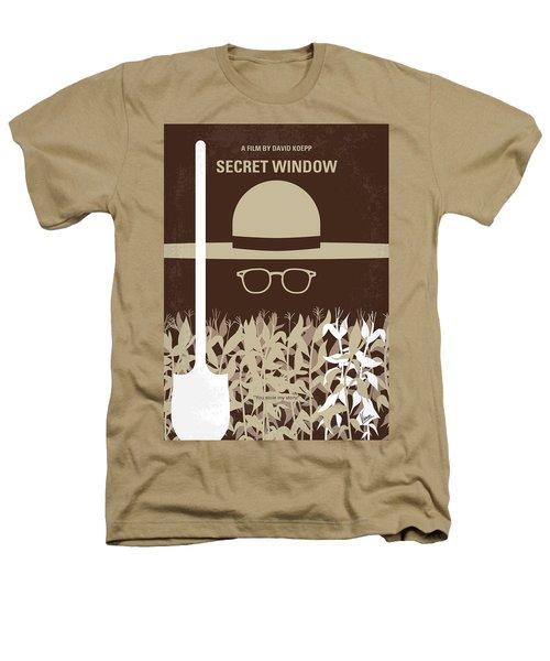 No830 My Secret Window Minimal Movie Poster Heathers T-Shirt