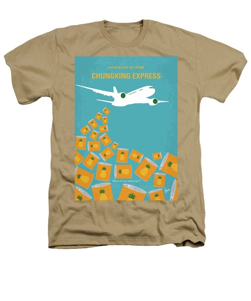 No835 My Chungking Express Minimal Movie Poster Heathers T-Shirt