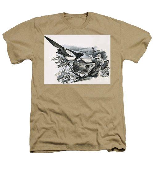 Noah's Ark Heathers T-Shirt