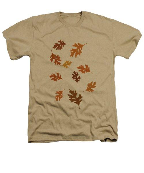 Oak Leaves Art Heathers T-Shirt