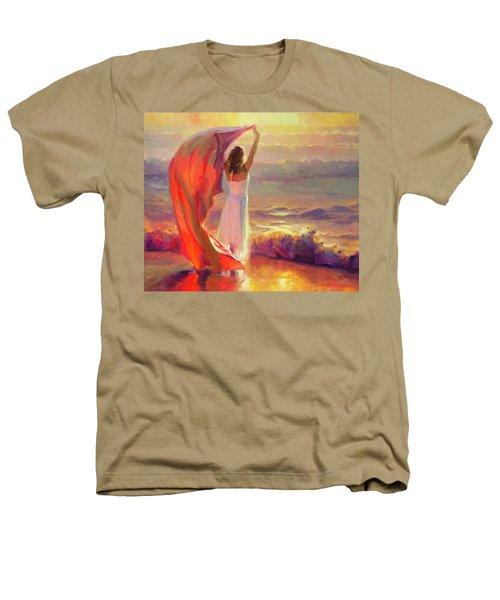 Ocean Breeze Heathers T-Shirt