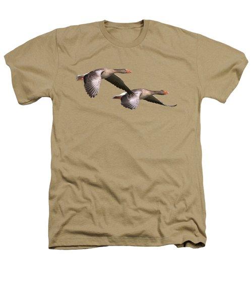 October Skies Heathers T-Shirt