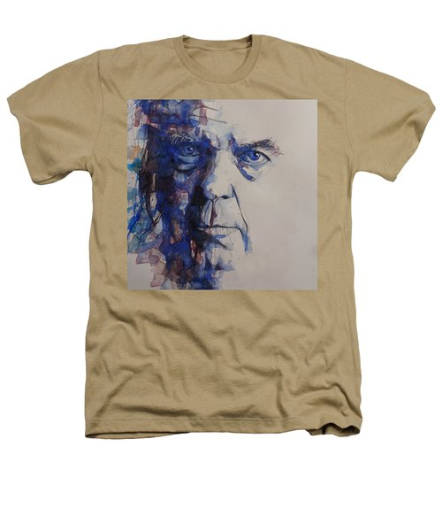 Old Man - Neil Young  Heathers T-Shirt