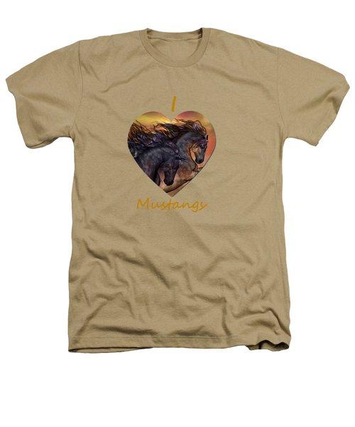 On Sugar Mountain Heathers T-Shirt
