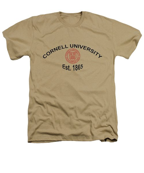 Cornell University Est 1865 Heathers T-Shirt