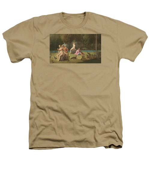 Orpheus Heathers T-Shirt by Venetian School