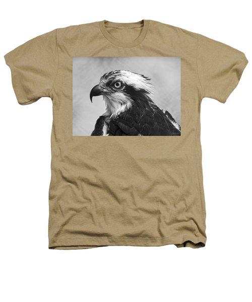 Osprey Monochrome Portrait Heathers T-Shirt