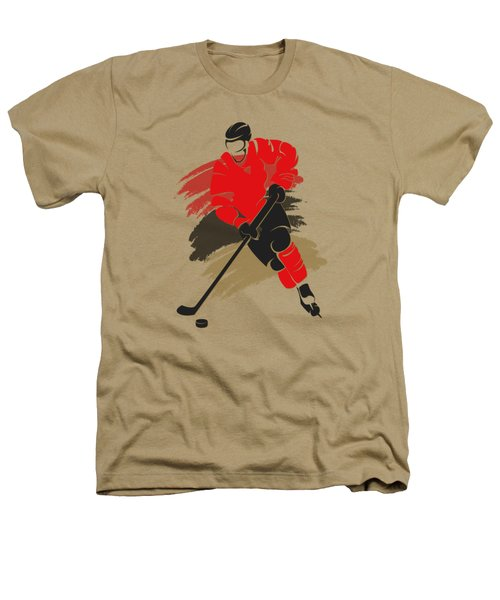 Ottawa Senators Player Shirt Heathers T-Shirt by Joe Hamilton