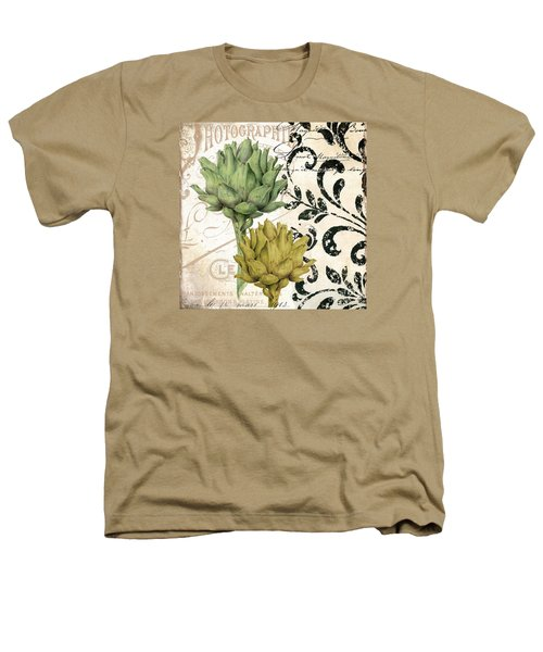 Paris Artichokes Heathers T-Shirt by Mindy Sommers