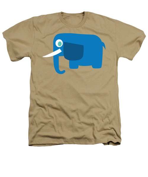 Pbs Kids Elephant Heathers T-Shirt by Pbs Kids