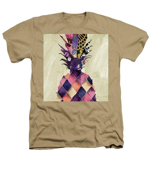 Pineapple Brocade II Heathers T-Shirt
