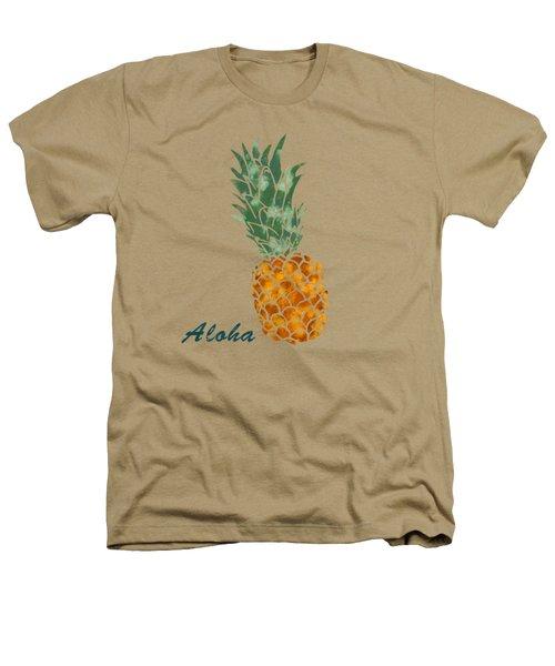 Pineapple Heathers T-Shirt by Jirka Svetlik