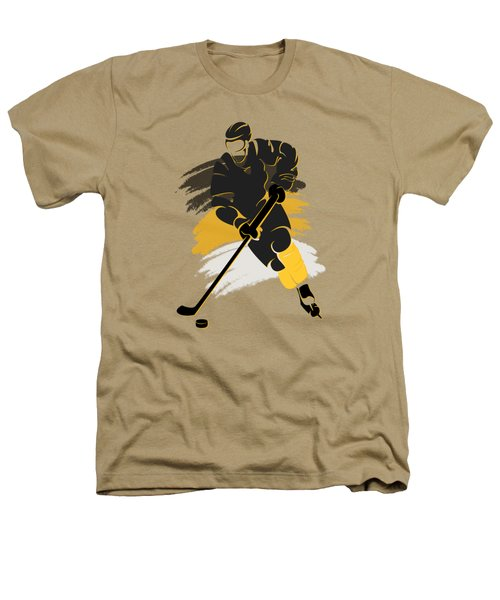 Pittsburgh Penguins Player Shirt Heathers T-Shirt by Joe Hamilton