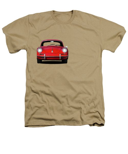 Porsche 356 Heathers T-Shirt by Mark Rogan