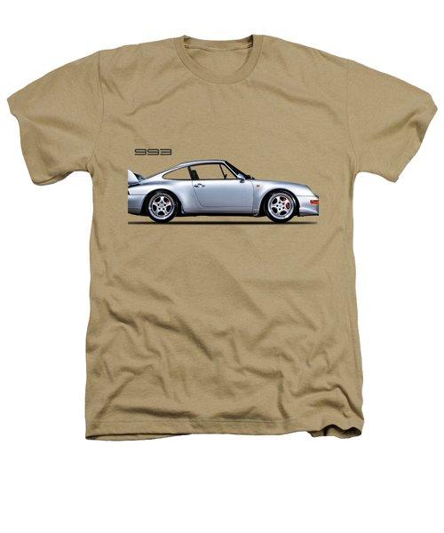 Porsche 993 Heathers T-Shirt by Mark Rogan