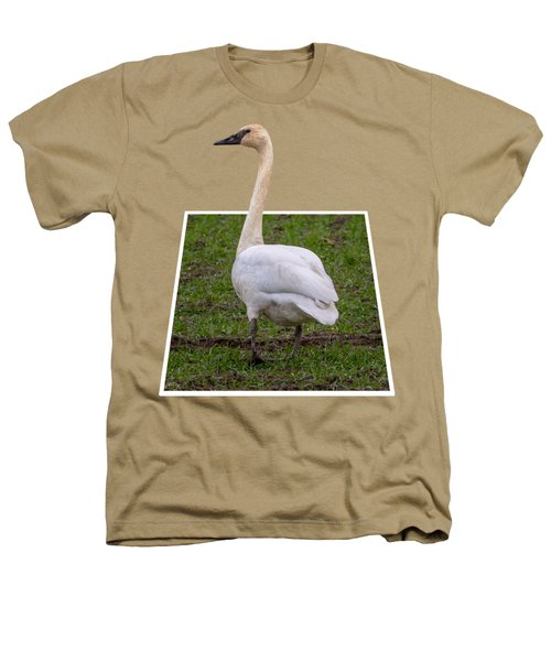 Portrait Of A Swan Out Of Frame Heathers T-Shirt