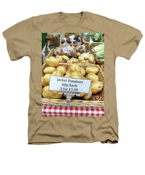 Potatoes At The Market  Heathers T-Shirt