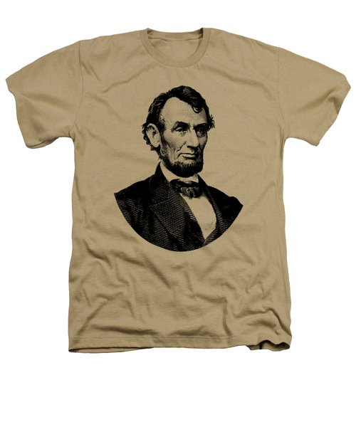 President Abraham Lincoln Graphic Heathers T-Shirt by War Is Hell Store