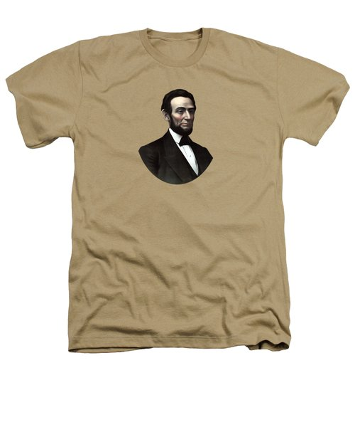 President Abraham Lincoln  Heathers T-Shirt by War Is Hell Store