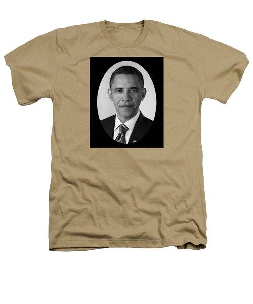 President Barack Obama Heathers T-Shirt