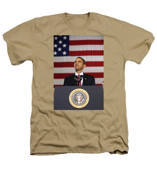 President Obama Heathers T-Shirt by War Is Hell Store