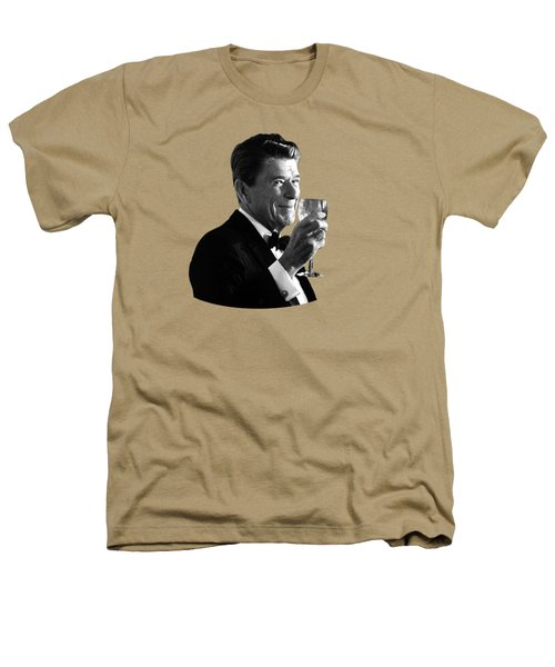 President Reagan Making A Toast Heathers T-Shirt by War Is Hell Store
