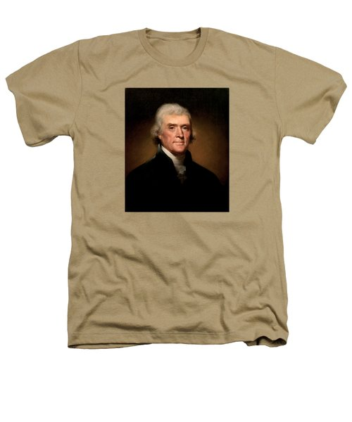 President Thomas Jefferson  Heathers T-Shirt