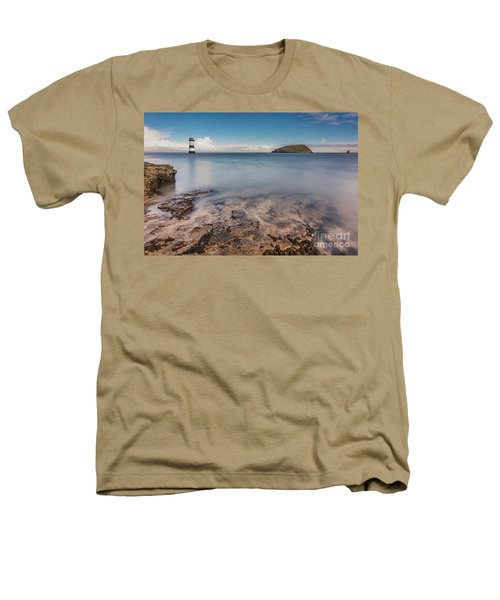 Puffin Island Lighthouse  Heathers T-Shirt