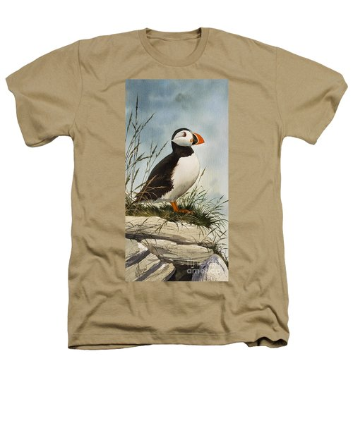 Puffin Heathers T-Shirt
