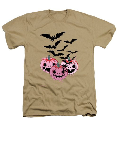 Pumpkin  Heathers T-Shirt