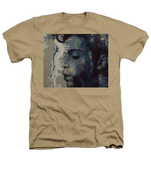 Purple Rain - Prince Heathers T-Shirt by Paul Lovering