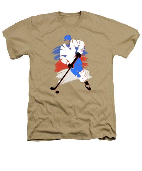 Quebec Nordiques Player Shirt Heathers T-Shirt