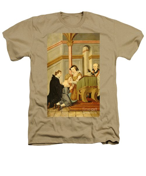 Queen Mary I Curing Subject With Royal Heathers T-Shirt