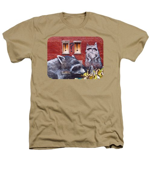Raccoons Heathers T-Shirt