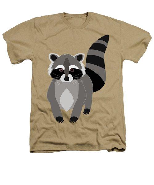Raccoon Mischief Heathers T-Shirt