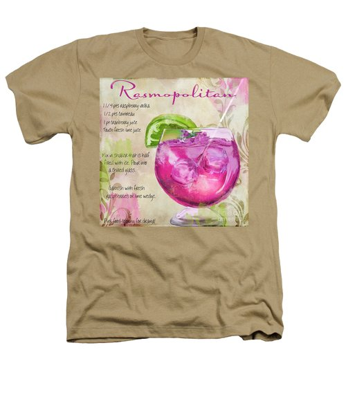 Rasmopolitan Mixed Cocktail Recipe Sign Heathers T-Shirt by Mindy Sommers