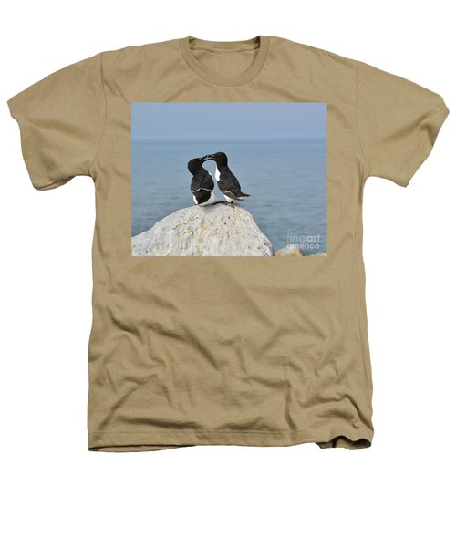 Razorbills In Love Heathers T-Shirt