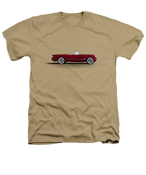 Red C1 Convertible Heathers T-Shirt