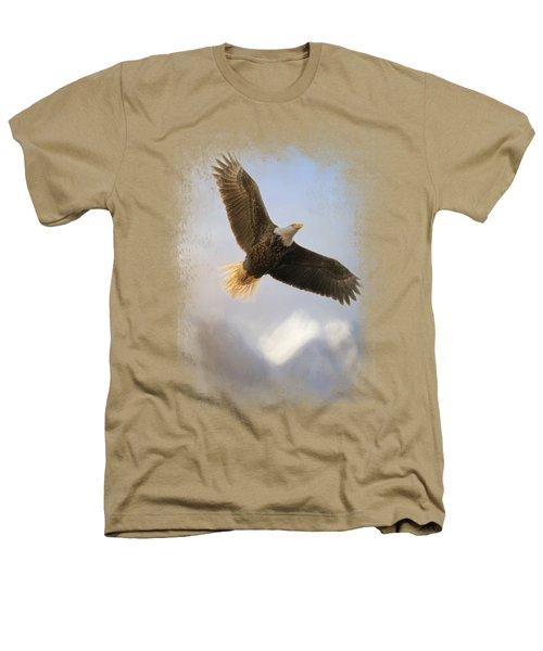 Rise Above Heathers T-Shirt by Jai Johnson