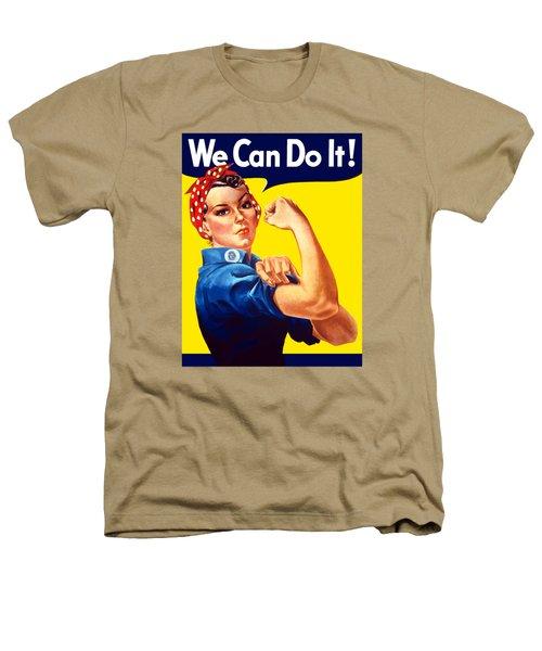 Rosie The Rivetor Heathers T-Shirt