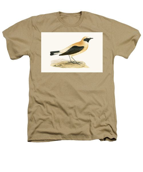 Russet Wheatear Heathers T-Shirt by English School