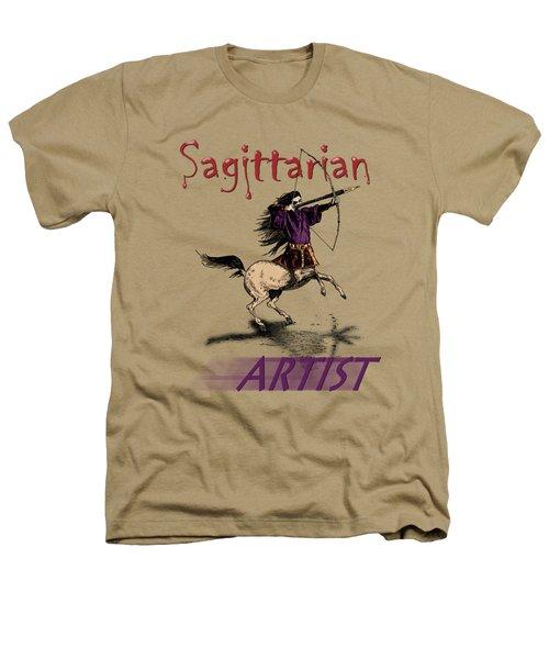 Sagittarian Artist Heathers T-Shirt
