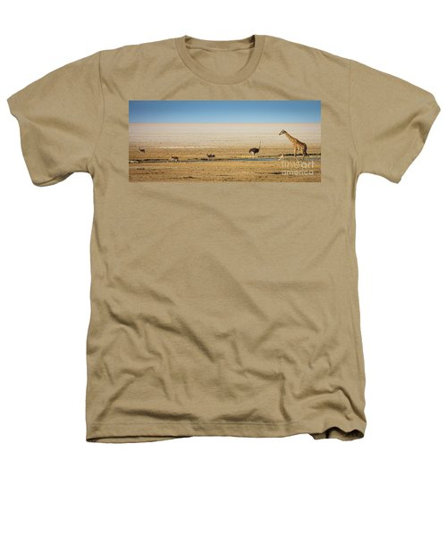 Savanna Life Heathers T-Shirt