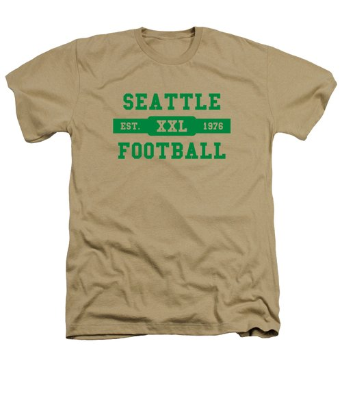 Seahawks Retro Shirt Heathers T-Shirt