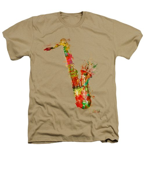 Sexy Saxaphone Heathers T-Shirt
