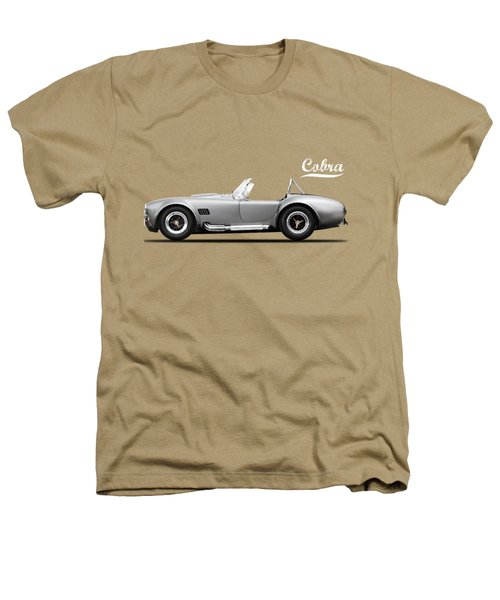 Shelby Cobra 427 Sc 1965 Heathers T-Shirt by Mark Rogan