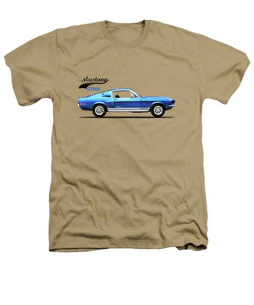 Shelby Mustang Gt500 1968 Heathers T-Shirt